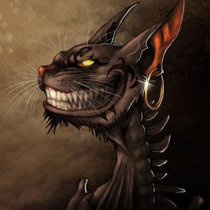 Cheshire Mouse